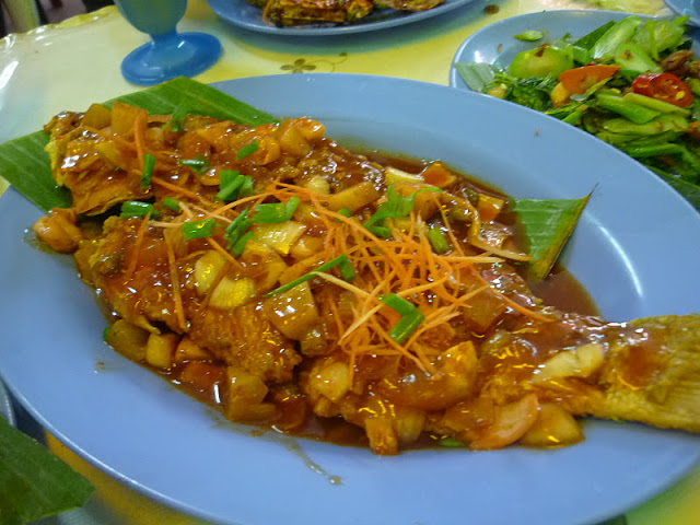 Ikan Bakar Umbai