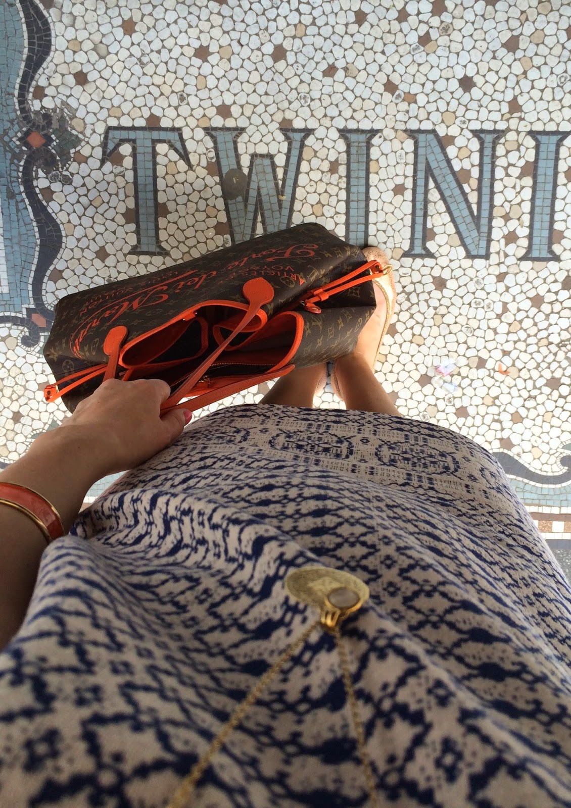 twinings shop, louis vuitton, from where i stand, fwis, monica vinader, monica vinader pendant, hobbs, hobbs vip, hobbs dress, french sole, ballet flats