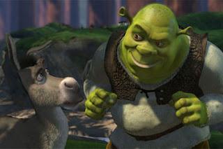Shrek e Burro, amizade