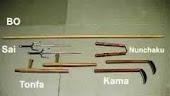 Articulos para el entrenamiento de KOBUDO