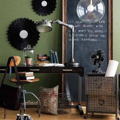 Urban home office design