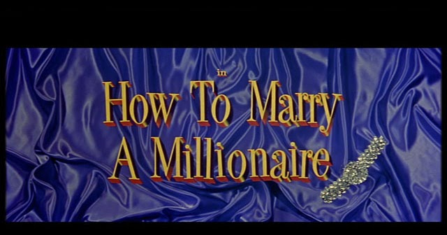 Armchair Audience: Best Shot: How To Marry a Millionaire