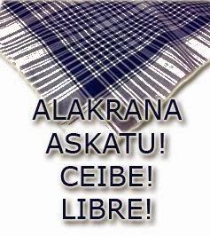 Alakrana Askatu Ceibe Libre