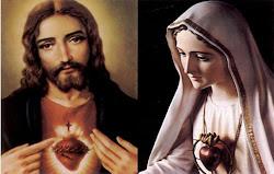 EU RECEBI A VISITACAO DE JESUS E NOSSA SENHORA DUAS VEZES