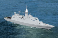 Baynunah Class Corvette