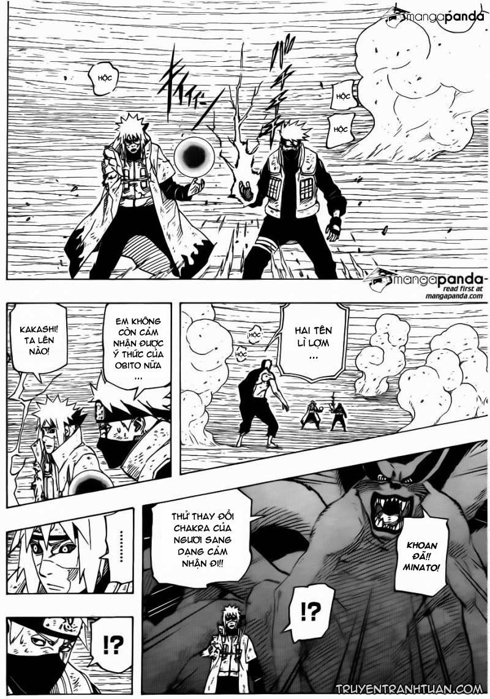 Naruto - Chapter 664 - Pic 11