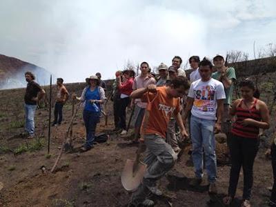 volunteer Nicaragua