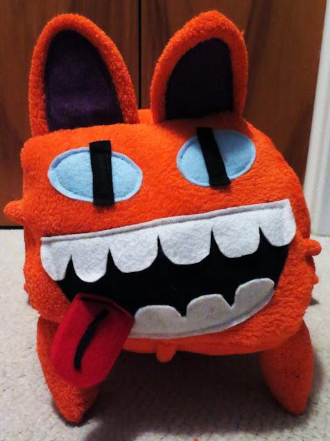 DIY Stuffed Monsters