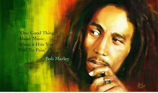 Images of Bob Marley Quotes