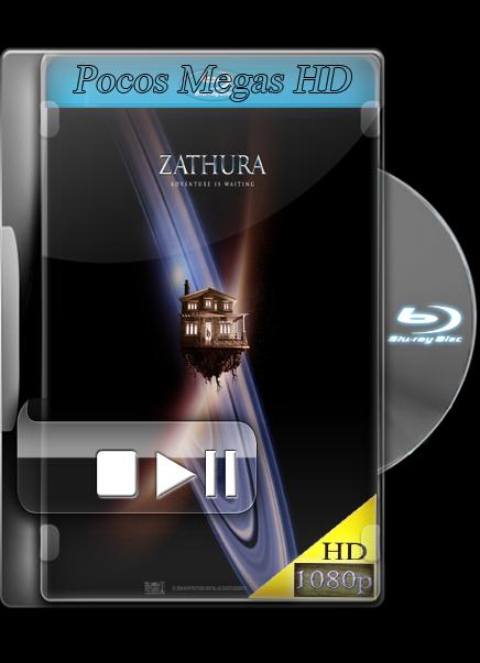 Zathura, Una Aventura Espacial [BrRip 1080p] [Audio Dual] [Latino/Ingles] [Año 2005]