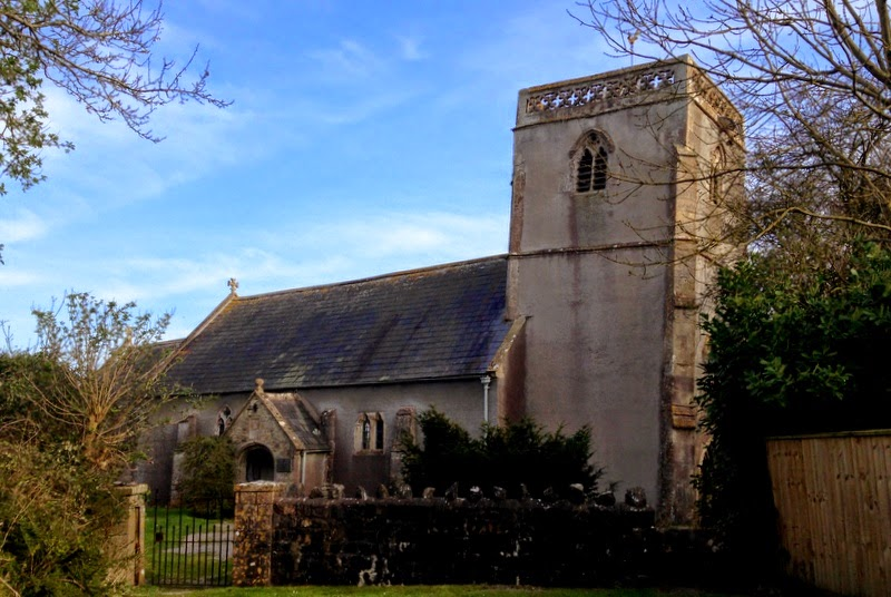 Holy Saviour's Church, Puxton
