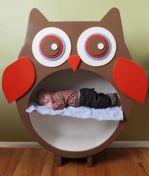 Project Denneler  Owl Bookcase. Beautiful Owl Themed Bedroom Photos   Home Design Ideas