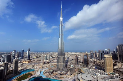 Number 1 on Tallest Buildings In The World