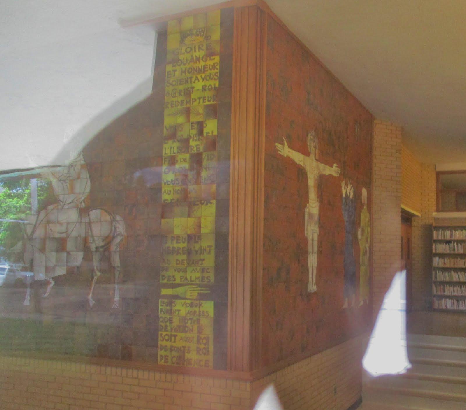 1962-ÉGLISE CHRIST-ROI MONCTON NB