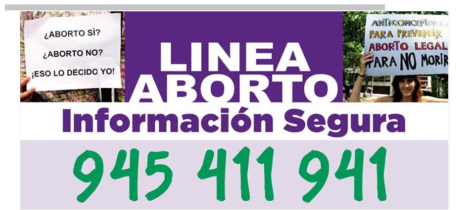Línea Aborto Información Segura. CLIM