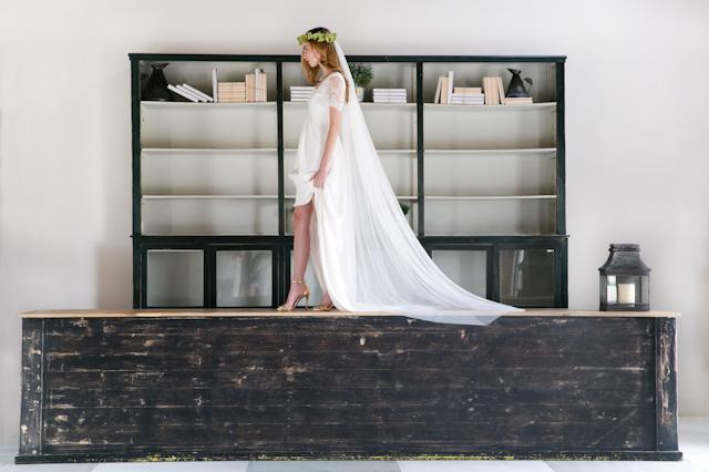 novia vestidos boda david christian madrid wedding dress gown