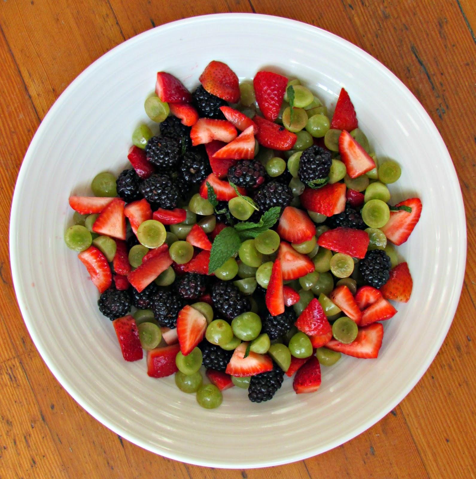 why is fruit salad healthy sugar in fruit healthy
