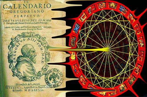 El calendario gregoriano