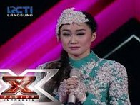 ANGELA - HIDUP INI INDAH (Dewa 19) - Best Gala Show 05 - X Factor Indonesia 2015