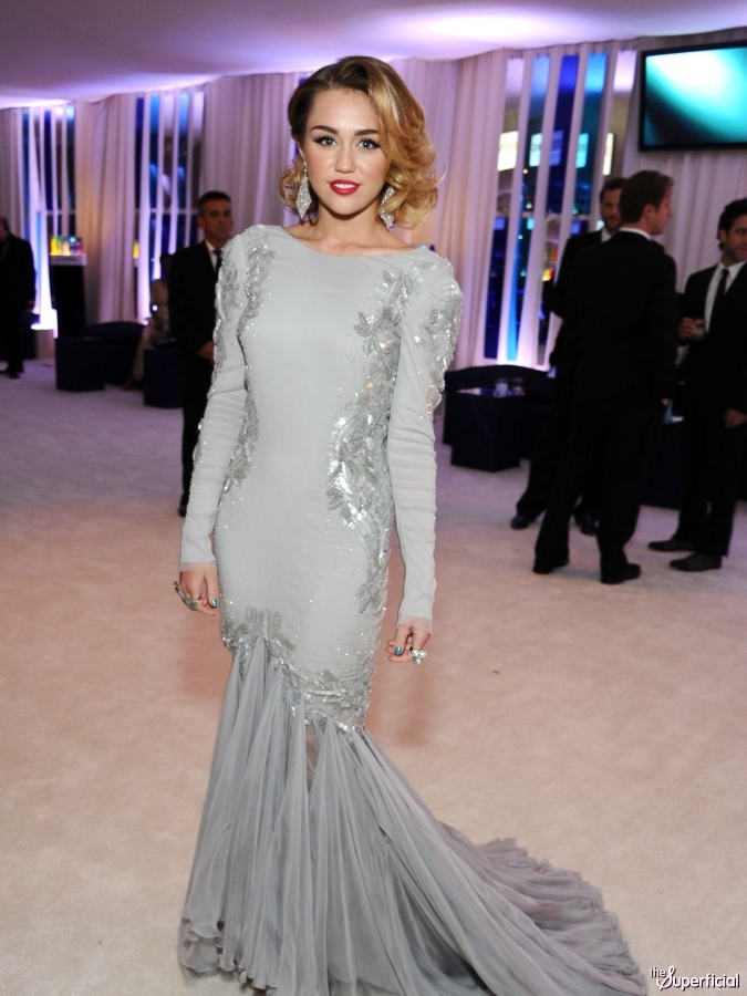 Miley Cyrus Oscars 2012 Tumblr Labels: Liam He...