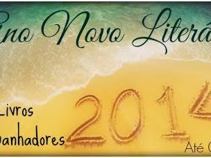 Promoção Ano Novo Literário 2014
