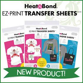 New Transfer Sheets