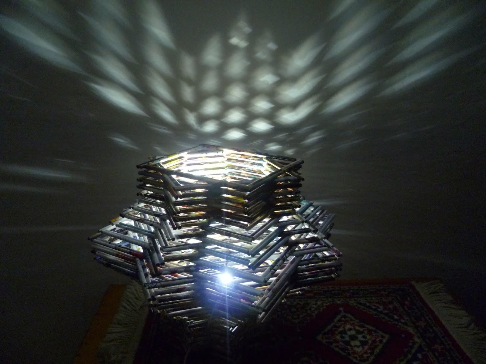 Lampadario Con Filo Di Lana : Svampitrella contraccedamore la mia lampada magica