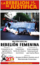 La Rebelión se Justifica N°19, Junio 2018