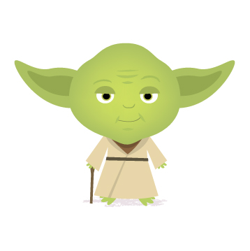 Amy Cartwright | Yoda