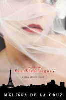 Book cover of The Van Alen Legacy, Book Four in the Blue Bloods series
