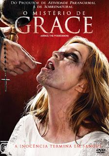 O Mistério de Grace - DVDRip Dual Áudio