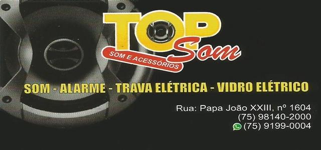 TOP SOM E ACESSÓRIOS