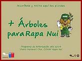+ ÁRBOLES PARA RAPA NUI