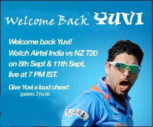 sixer king and Yuvraj of Indian Cricket Team is Back on Track