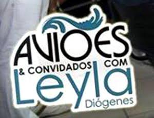 Programa Aviões & Convidados com Leyla Diogenes