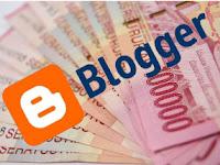 Jadikan blog sebagai ladang uang