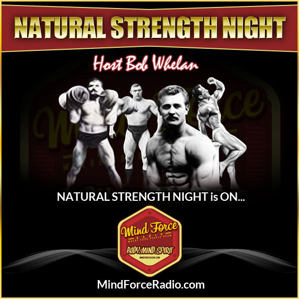 Natural Strength Night