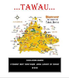 Tempat menarik di Tawau
