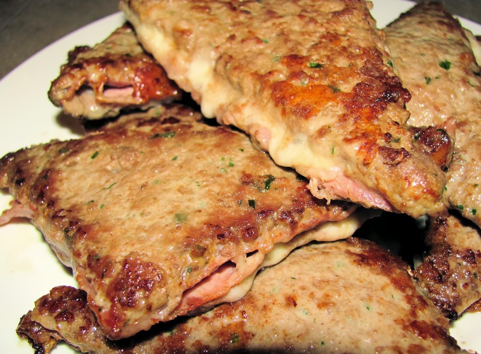 La cucina di pucci tramezzini di carne trita farciti for Cucina italiana ricette carne