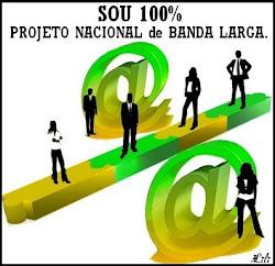 Banda larga livre, democrática e para todos os brasileiros