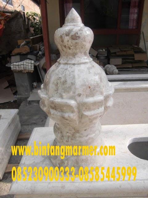 Contoh Nisan Marmer granit Ukir