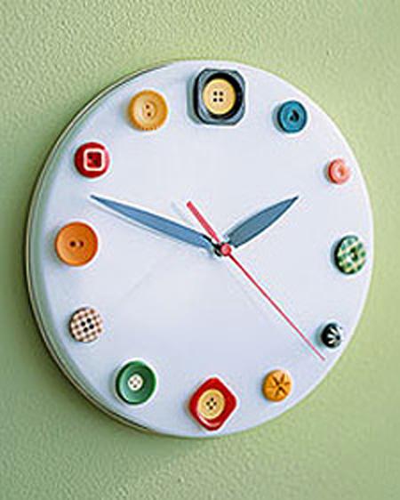 Moldes y Figuras de Sucha Foami: relojes faciles de hacer