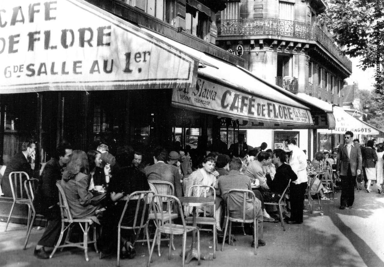 Les Caf De Paris