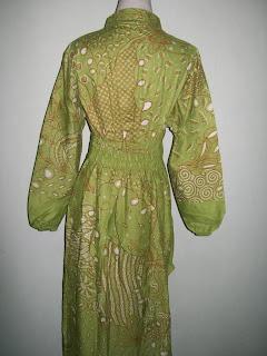 Jual Batik Gamis Abaya Online