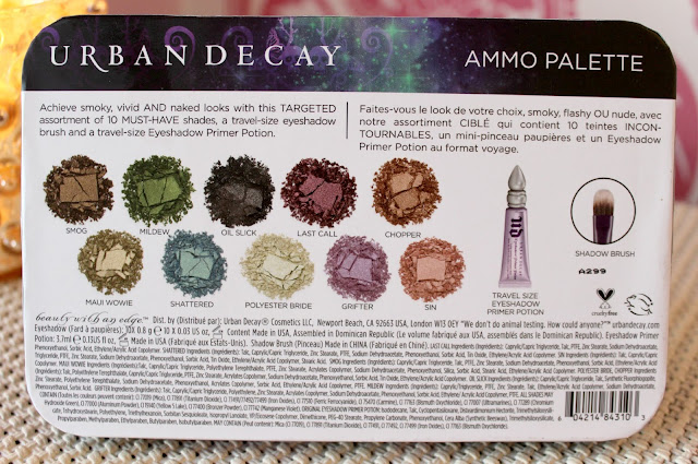 Urban Decay Spring Collection 2013 Ammo