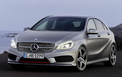 Mercedes-Benz taking aim at Audi RS3 with new A45 AMG