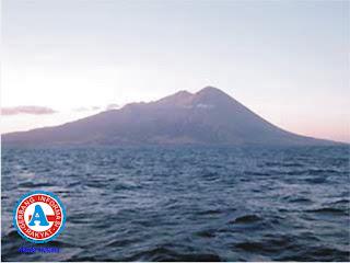 Sejak 10 Oktober, Aktivitas Gunung Sangiang Siaga Level-III