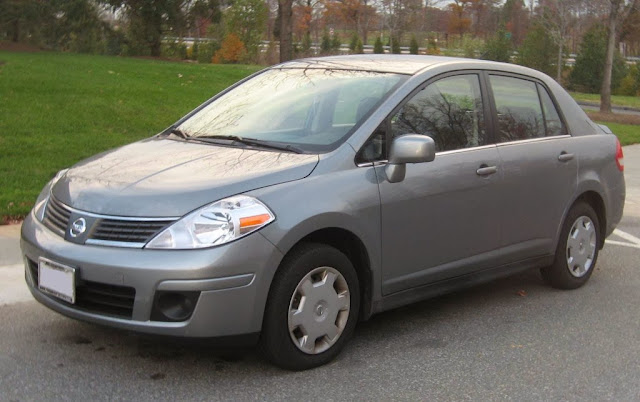 Nissan Versa Car Wallpaper