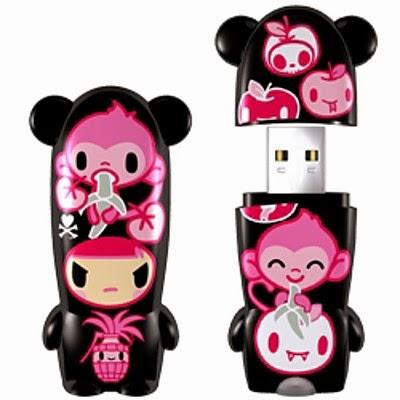Pendrive Pink Meletta 8 GB