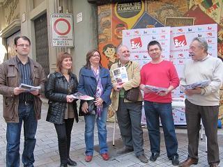 """Presentación de la revista de IU """"Ciudadanos"""""""